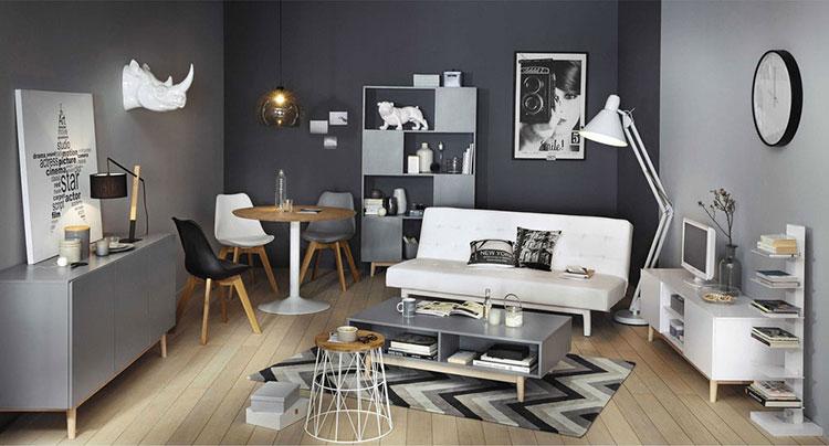 Célestin è un divano letto maison du monde a 5 posti con rivestimento totalmente sfoderabile in lino lavato bianco. Tappeti Soggiorno Maison Du Monde Background Fundomega1 Com