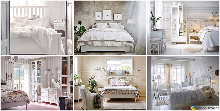 Oggi visitiamo la camera da letto. Camera Da Letto Shabby Chic Ikea Tante Idee Per Arredi Romantici Mondodesign It
