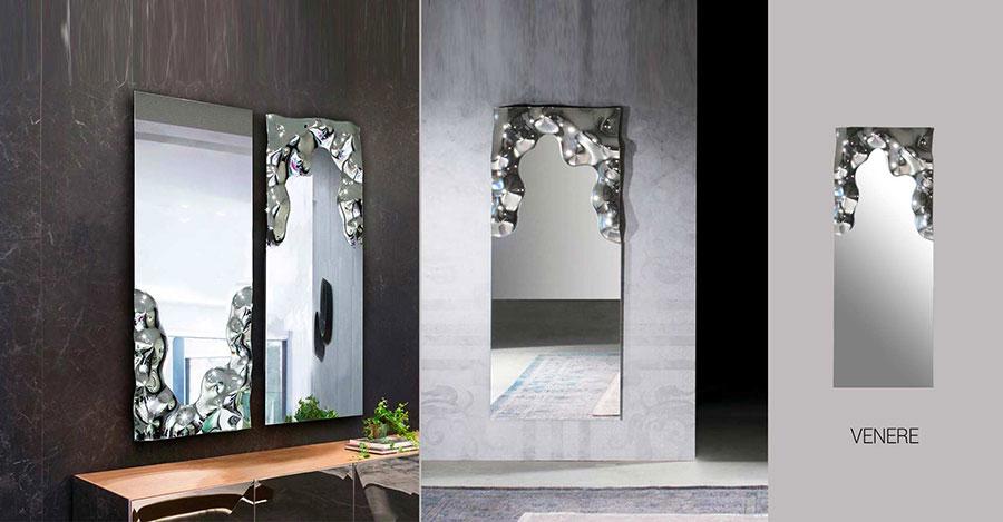 100 idee camere da letto moderne • stile e design per un ambiente da sogno. Spettacolari Specchi Per La Camera Da Letto Mondodesign It