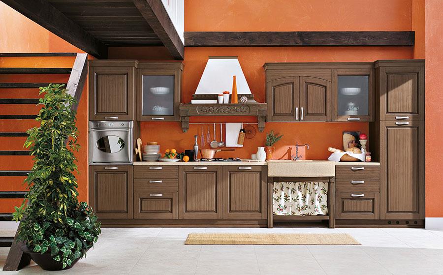 Scegli la tinta del tuo colore. 30 Idee Per Colori Di Pareti Di Una Cucina Classica Mondodesign It