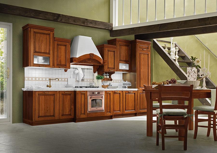 Questi due colori riescono a trasformare la stanza, rendendola subito più vivace. 30 Idee Per Colori Di Pareti Di Una Cucina Classica Mondodesign It