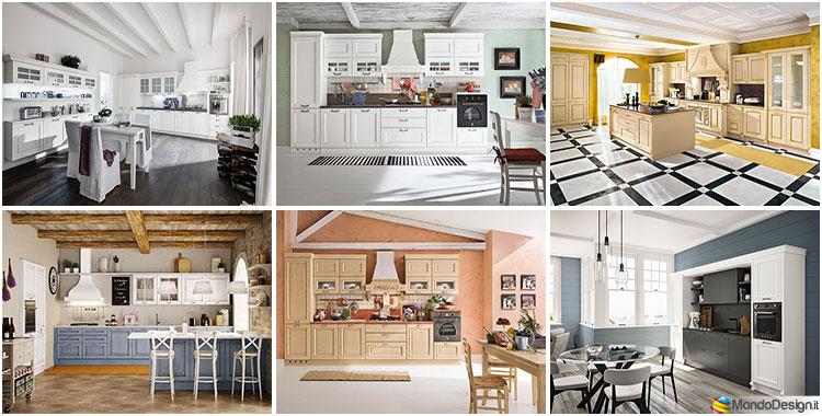 Un ottimo metodo per tenere la casa in ordine e pulita con costi non elevati è l'imbiancatura. 30 Idee Per Colori Di Pareti Di Una Cucina Classica Mondodesign It