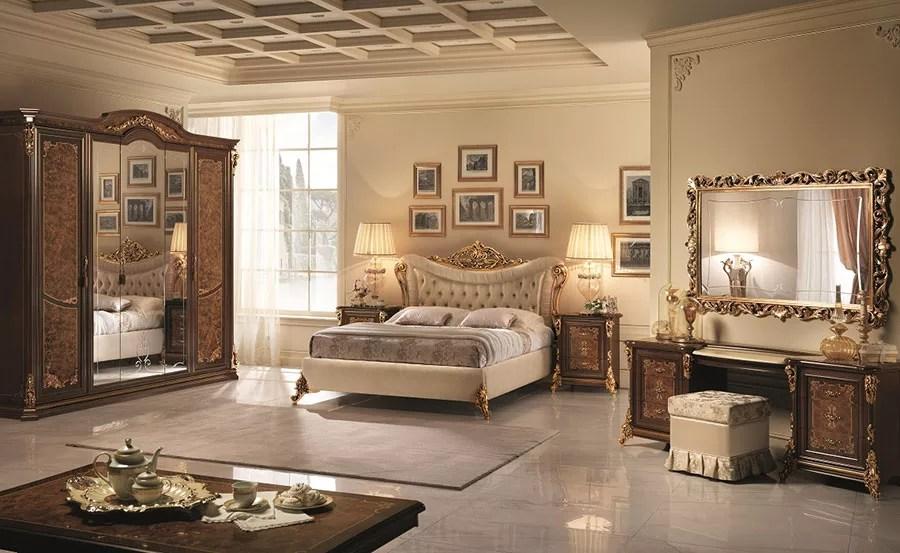 Colori camere da letto moderne. 30 Camere Da Letto Di Lusso In Stile Classico Mondodesign It