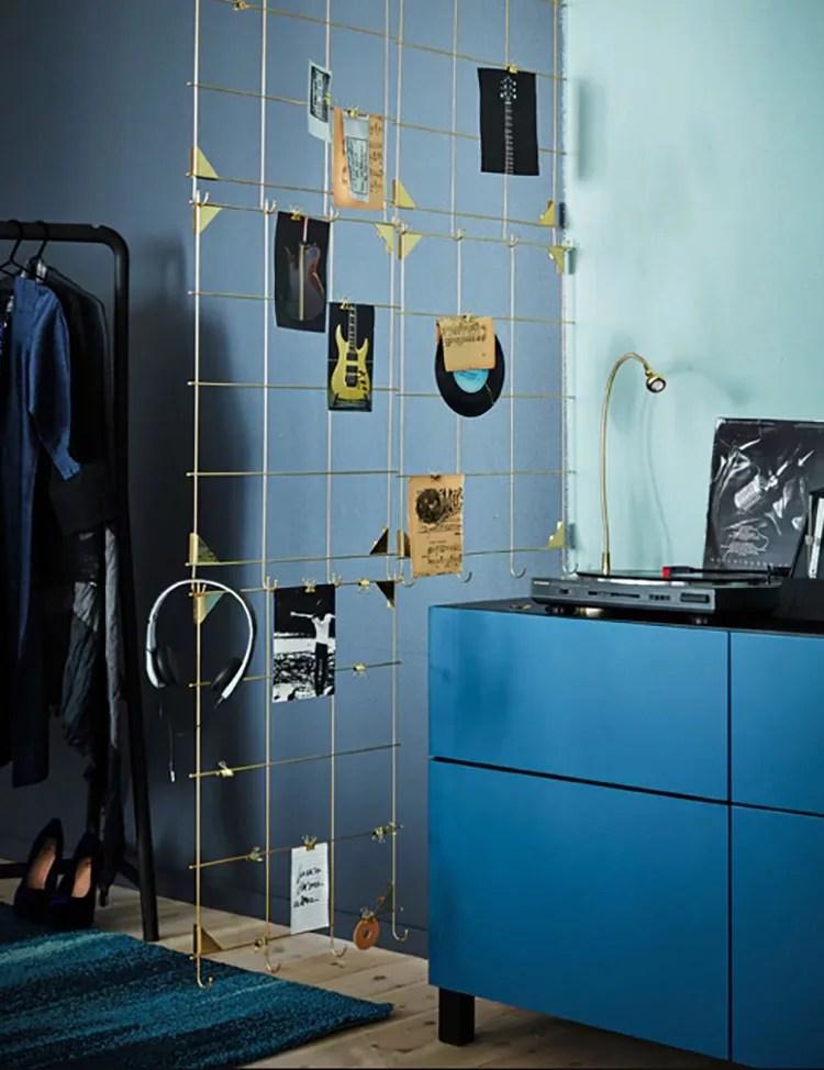 Divisorio stanza, pannello fonoasorbente, ikea, oddlaug. Pareti Divisorie Ikea 20 Idee E Soluzioni Originali Mondodesign It