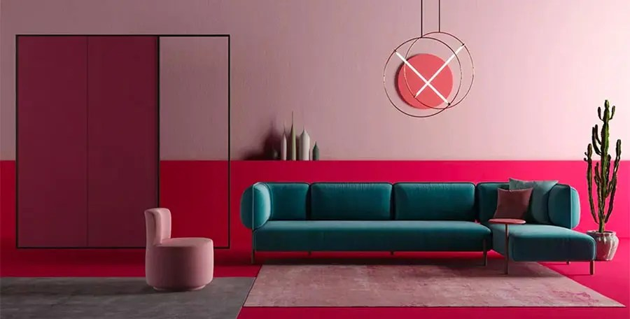 Soggiorni e uffici, luoghi del riposo o della concentrazione. 100 Idee Per Colori Di Pareti Del Soggiorno Mondodesign It
