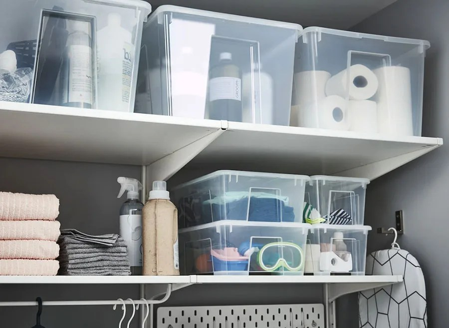 Come arredare un sottoscala al meglio: Come Arredare Una Lavanderia Ikea Mondodesign It