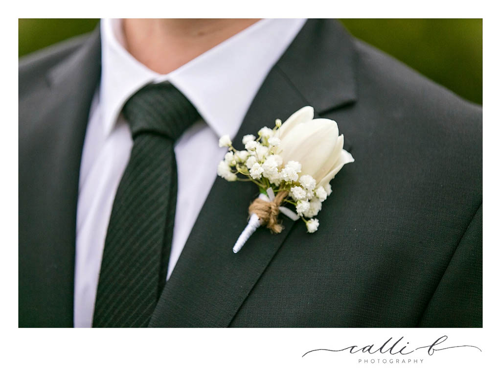 Male Floral Accessories For Weddings