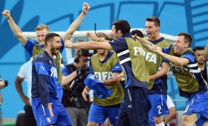 Fifa Worl Cup 2014: Italy-England