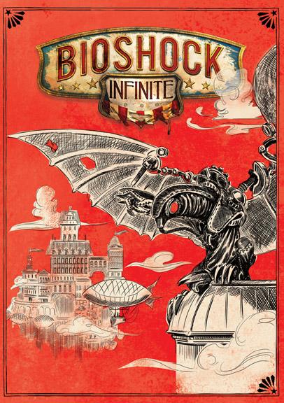 Contraportada BioShock Infinite