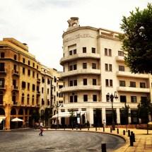 Assicurazioni Generali building in Beirut downtown