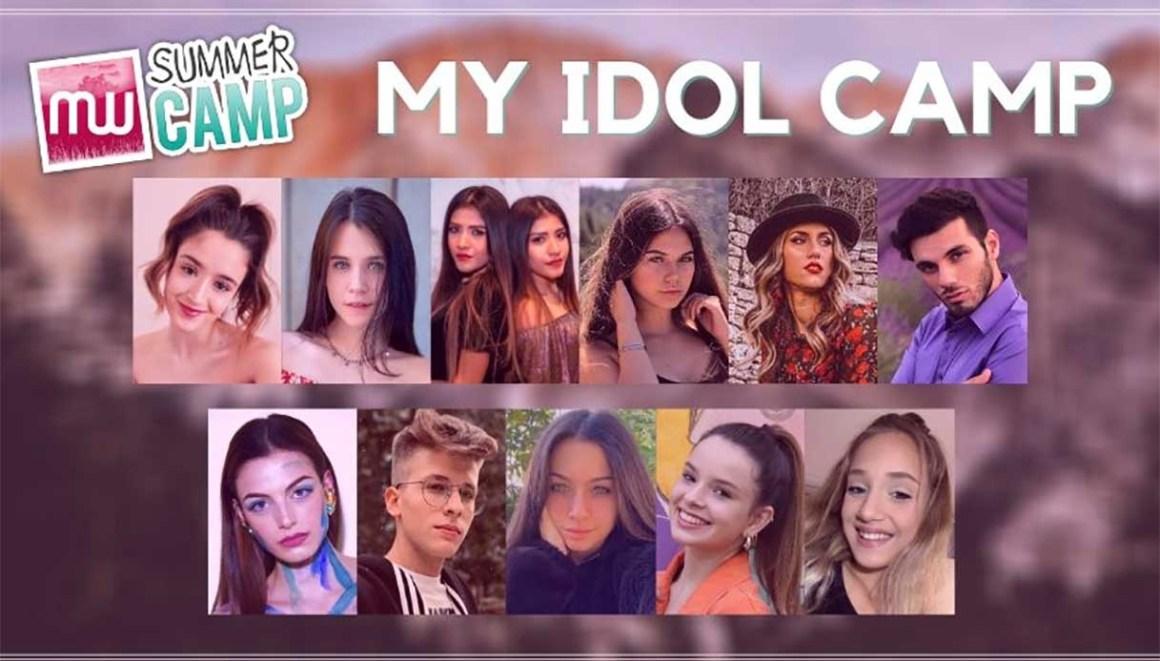 My Idol Camp