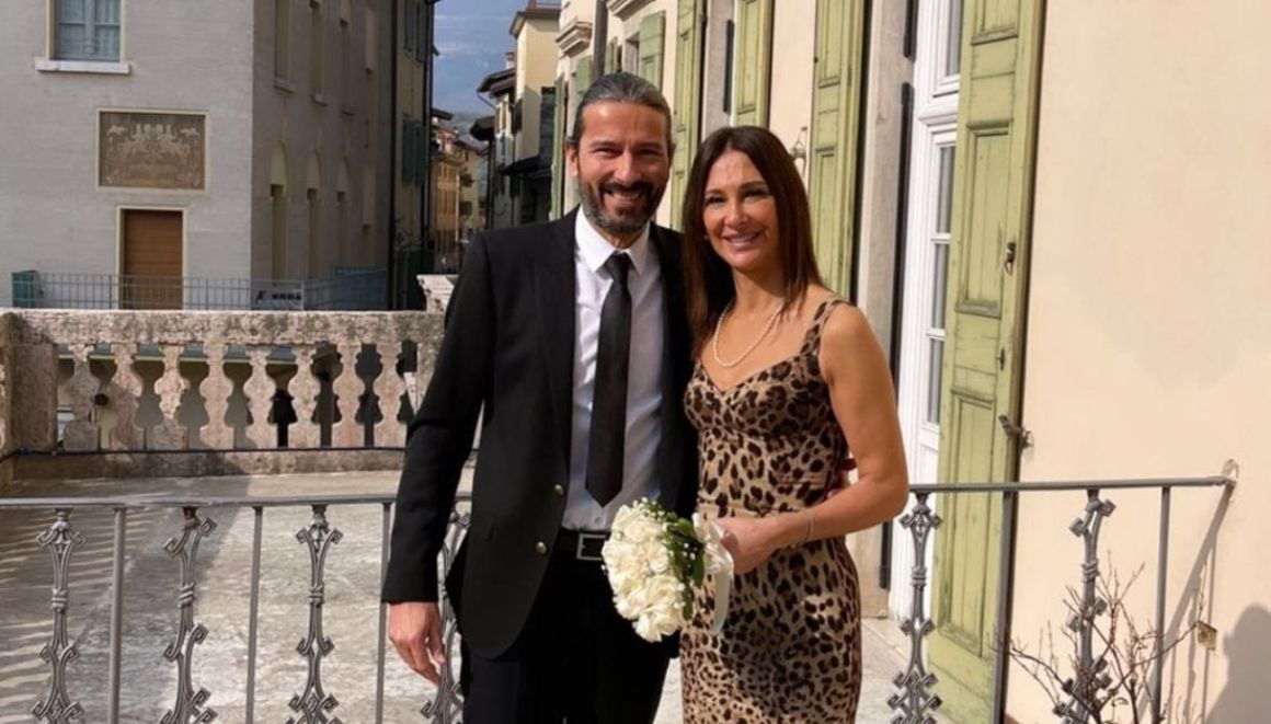 Matrimonio genitori Elisa Maino