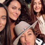 Giulia Valentina, Tess Masazza, Paola Turani, Camihawke
