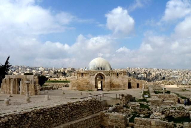 amman citadella szíria utazás