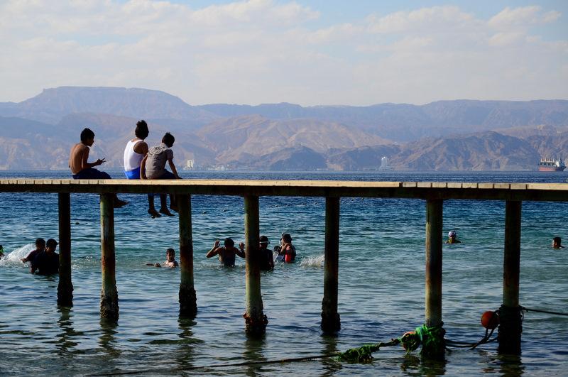 jordánia aqaba szíria utazás