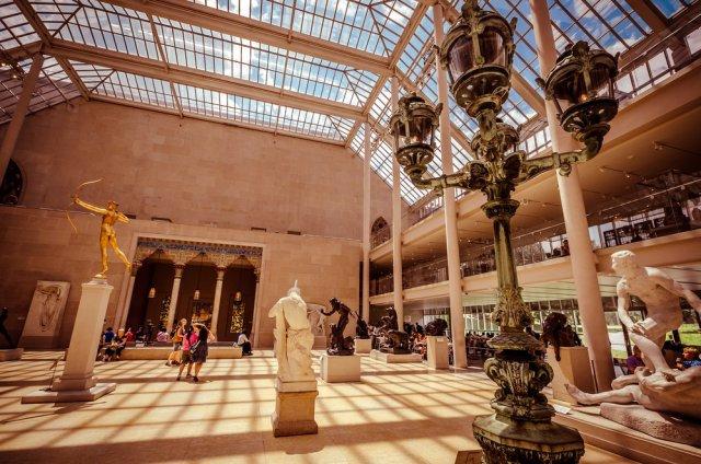 metropolitan-múzeum central park