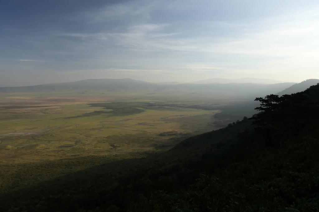 nrogongoro, afrika, tanzánia
