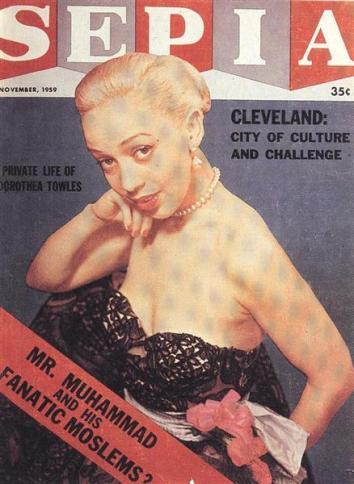 Dorothea Towles Sepia Magazine 1959