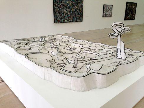 Exposição Jean Dubuffet na Suiça @ Ana Paula Barros (8)