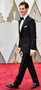 Oscar 2017 Andrew Garfield veste Tom Ford @ Getty