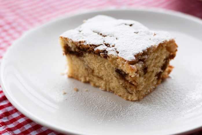 Coffee-Amaretto-Cake