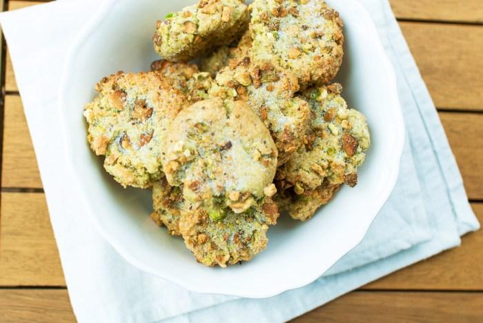 Pistachio Cookies Recipe 10