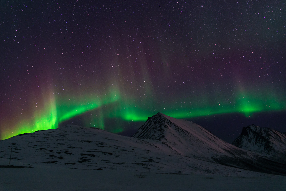 Chasing Northern Lights In Troms 248 Norway