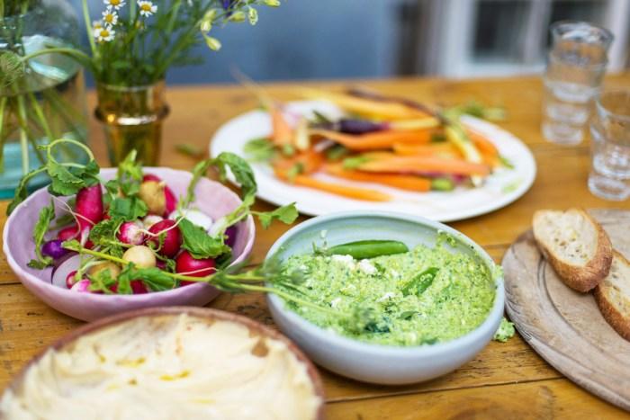 Jamie Oliver Summer Salads Evening-2