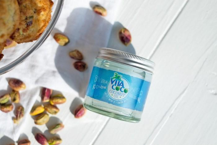 Vita Coco UK Coconut Oil Pistachio Macaroons-4