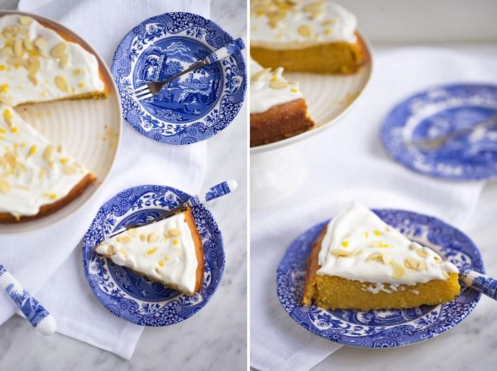 Honey and Orange Polenta Cake-6 copy