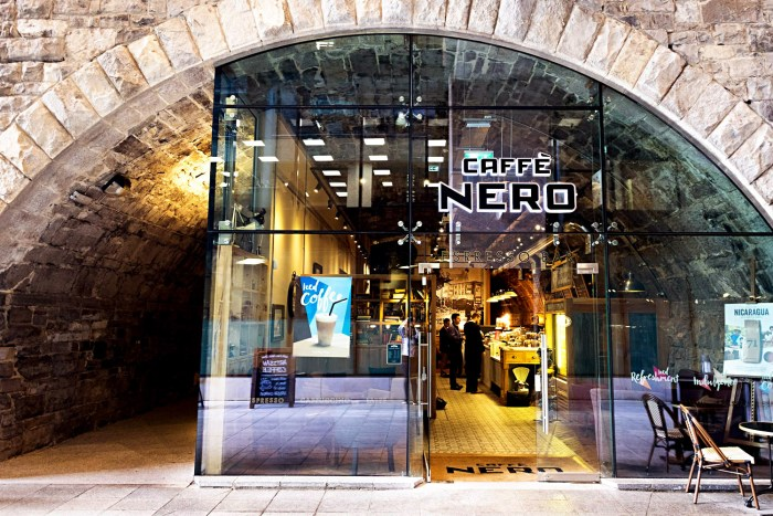 Caffè Nero - Hatch Street Dublin