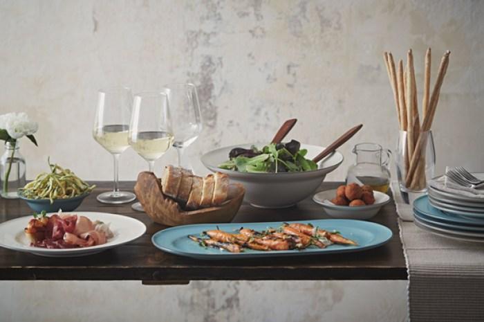Gordon Ramsay's Union Street Cafe Tableware range by Royal Doulton