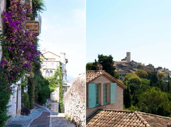 A Long Weekend Away in Cote D'Azur