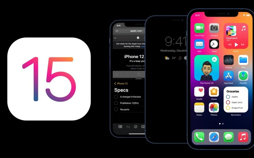 iOS 15 è sbarcato sui nostri IPhone: ecco tutte le informazioni utili