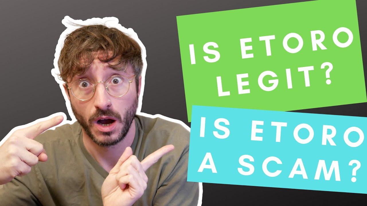 Is Etoro a Scam?