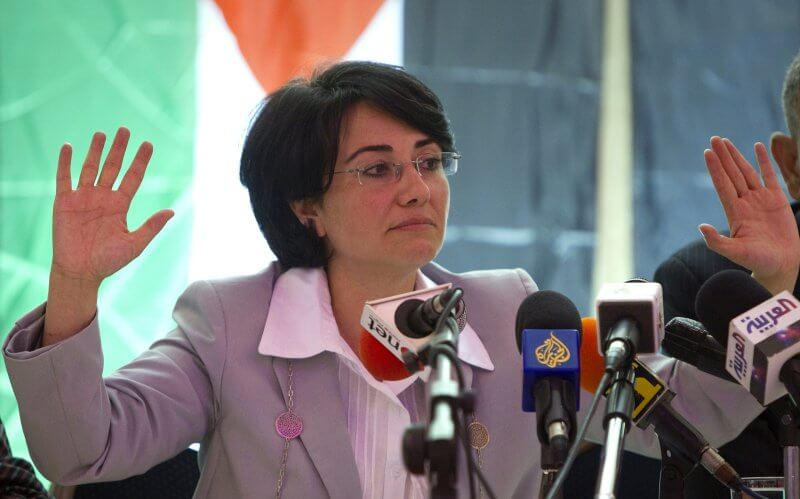 ... upholds longest suspension in state's history against <b>Haneen</b> <b>Zoabi</b>