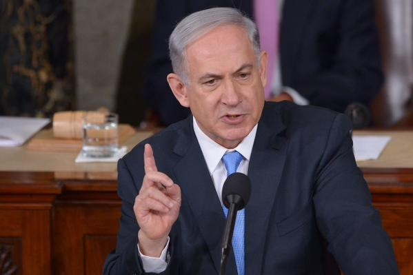Netanyahu at Congress