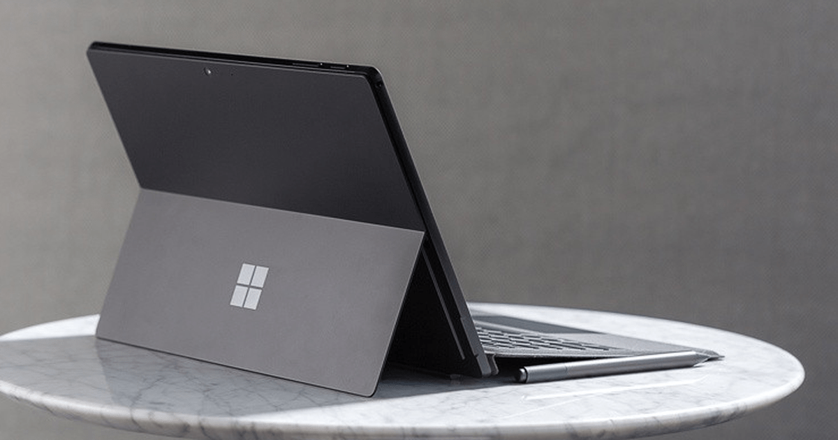 Microsoft Surface Pro 6 tablet on sale for over £400 off (UK