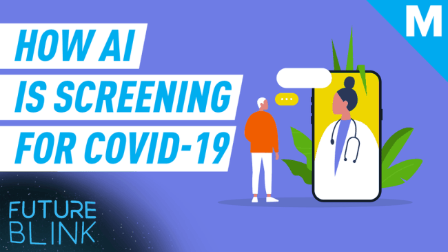 This app uses AI to screen for COVID-19 in rural areas — Future Blink