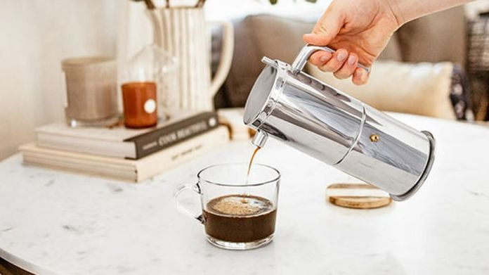 Make coffee time a little more luxurious.