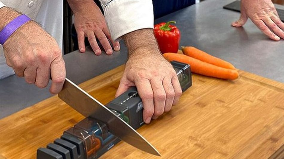 Keep your blades sharp.