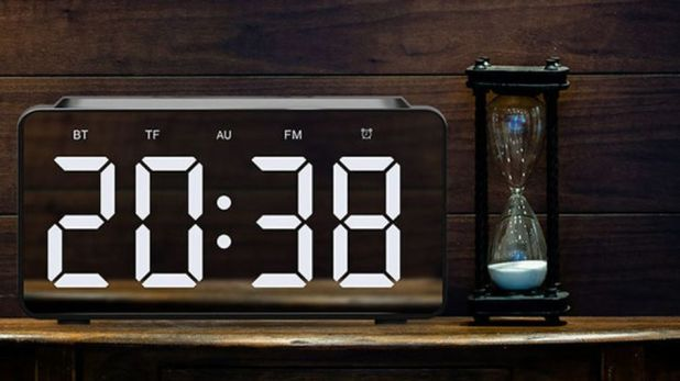 Gadgets: This Gotek station acts as a speaker, charger, and clock in one.