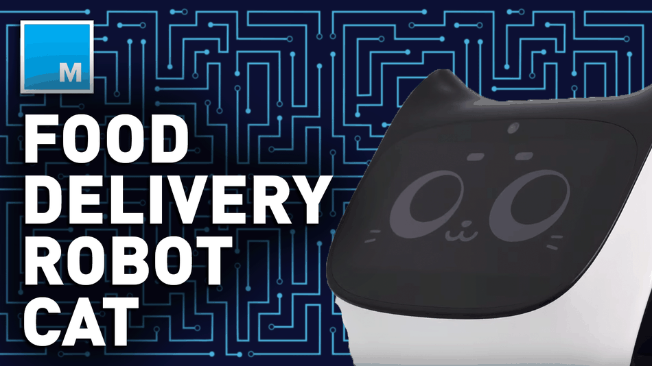 This autonomous food delivery robot is adorable — Future Blink