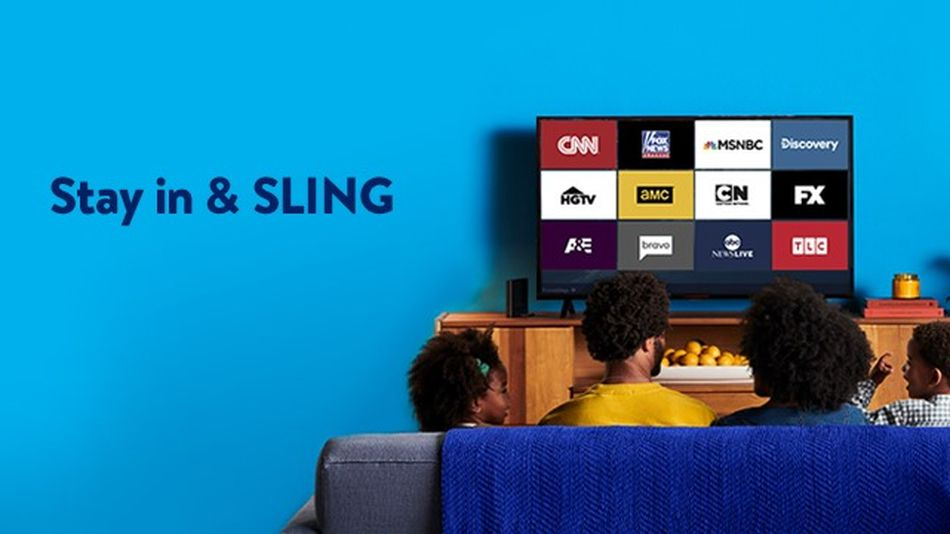 Sling TV is offering 2 free weeks of live TV — but first, buy a TV on sale