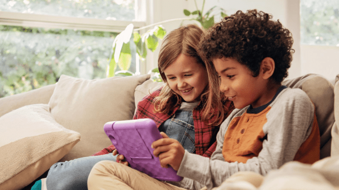 The all-new Fire HD 8 Kids Edition tablet is available to pre-order.