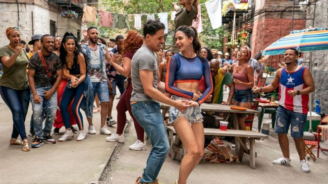 'In the Heights' got you wanting to watch more musicals? Here's where a bunch are streaming.