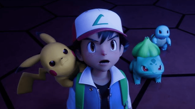 This CGI Pokémon movie is coming to Netflix, weird animation and all