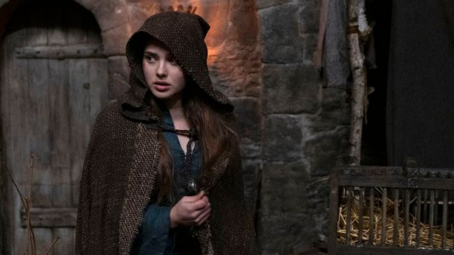 Katherine Langford wields a mighty sword in Netflix's epic 'Cursed' trailer