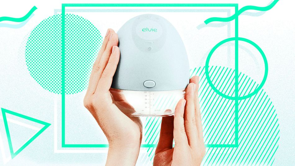 The Elvie breast pump is a good product that you might not need right now