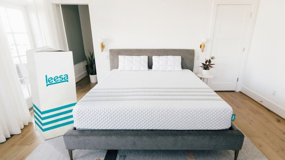 Leesa mattresses are cheaper for Presidents Day than Black Friday